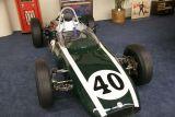 1961 Cooper Climax 2.5 ltr Formula 1 Race Car