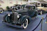 1934 Packard V-12 Custom Lebaron Sport Coupe