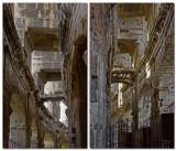 David Warren, Two Views of the Amphitheater at Arles