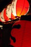 Lanterns in Gion