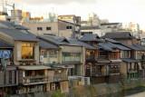 Kyoto riverside
