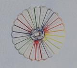Rainbow Balloon Sketch