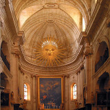 Uzès church, France