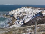 The snowy Gay Head Cliffs.JPG