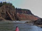 Paddling Five Islands, Nova Scotia in 2010