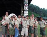 Troop 445 at Camp Daniel Boone.jpg