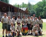 Troop 445 at Camp Daniel Boone group shot.jpg