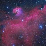 Seagull Nebula (large)