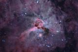 Keyhole Nebula - Image of the Year 2011 UKAI