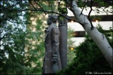 Pushkin's memorial