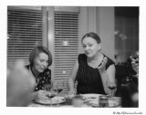 Party at Viktor and Nadya's house. 19-Jan-2008