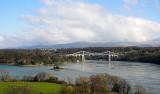 Telfords Suspension Bridge