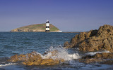 Penmon Point and Puffin Island