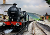 Llangollen to Carrog Train