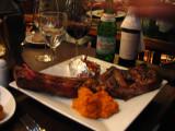Beef! (Argentinian Vegetarian Plate)