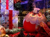 Christmas Display in the Bellagio Conservatory