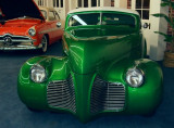 1940 Custom Plymouth Convertible - Decadence