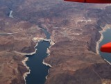 Hoover Dam and the New Bypass Bridge Over Black Canyon