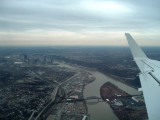 Above Pittsburgh PA