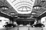 Bellagio Hotel Entrance