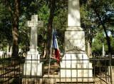 On December 10, 1838, Mirabeau B. Lamar was sworn in as president of the Republic of Texas.