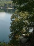 Cliffs Above the Lake Summersville