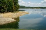 Low Lake Reflections