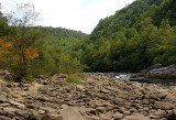 Gauley River at Woods Ferry Put-In