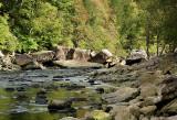 Gauley River Rocks