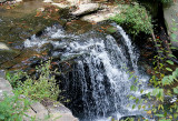 Waterfalls Along the Road