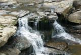 Waterfalls in Babcock State Park