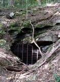 Coal Mine Ventilation Shaft