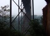 Under the New River Gorge Bridge