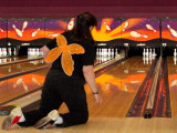 Me at a Bowling Party