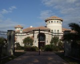 Homes with Beautiful Gates