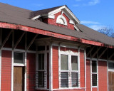 Old Richmond Depot - Detail
