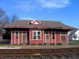 Old Richmond RR Depot