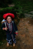 Going to the market in Sapa.