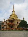 Wat Phra Phome Phao in Luang Prabang