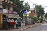 Street scene, Vientiane, Lao PDR