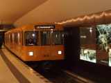 The infamious Kanzler-U-Bahn