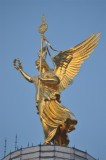 Gold-Else ( on top of  the Victory Column)