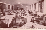 Main Dining Room, Reickert Tea Room