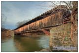 32-56-01 Ulster County, Perrine Covered Bridge