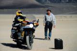 Emilio Scotto Desierto de Gobi China Mongolia