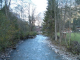 In the Lauterbrunnen valley
