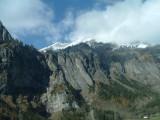 On the way up to Zermatt