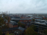 Nottingham -in the rain