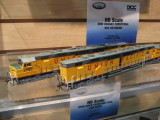 Bachmann's HO display
