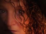 Susanne as a red head